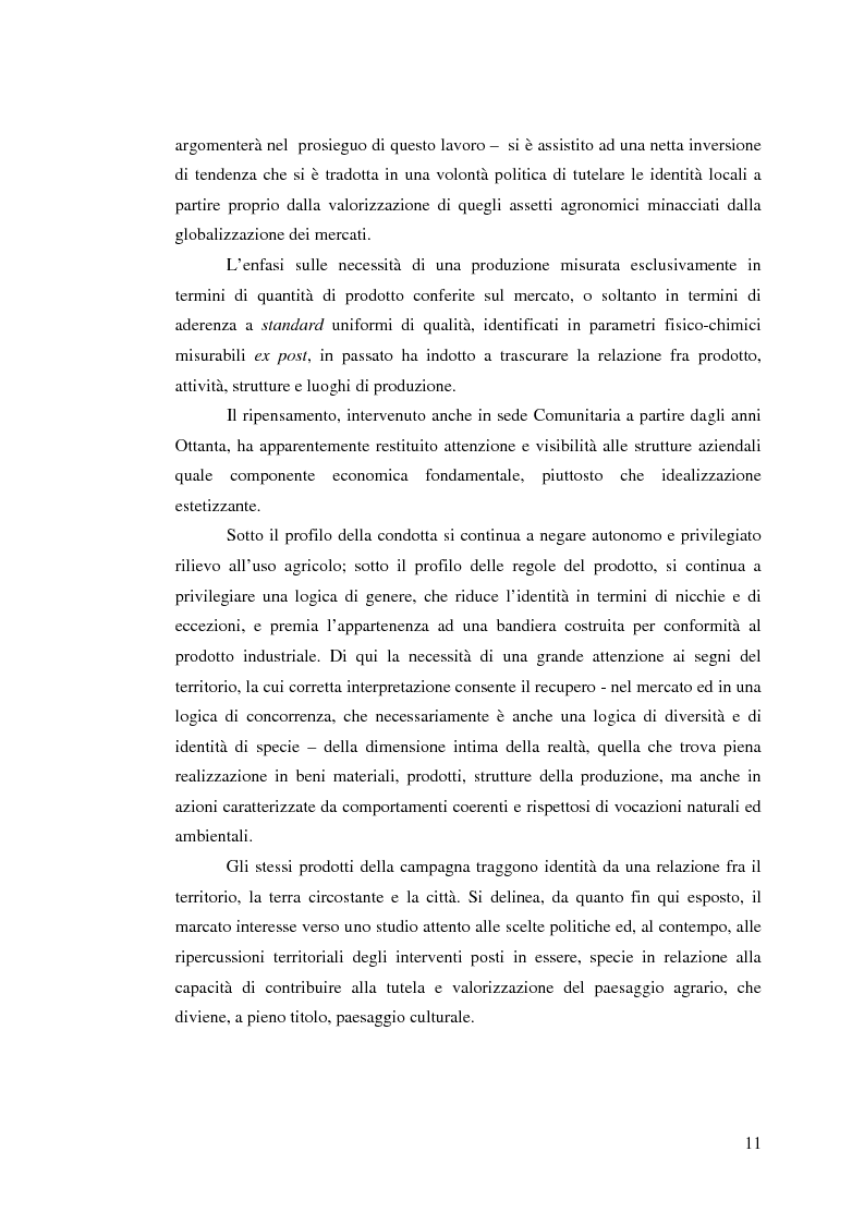 Anteprima della tesi: Vitivinicoltura e innovazione territoriale, Pagina 8