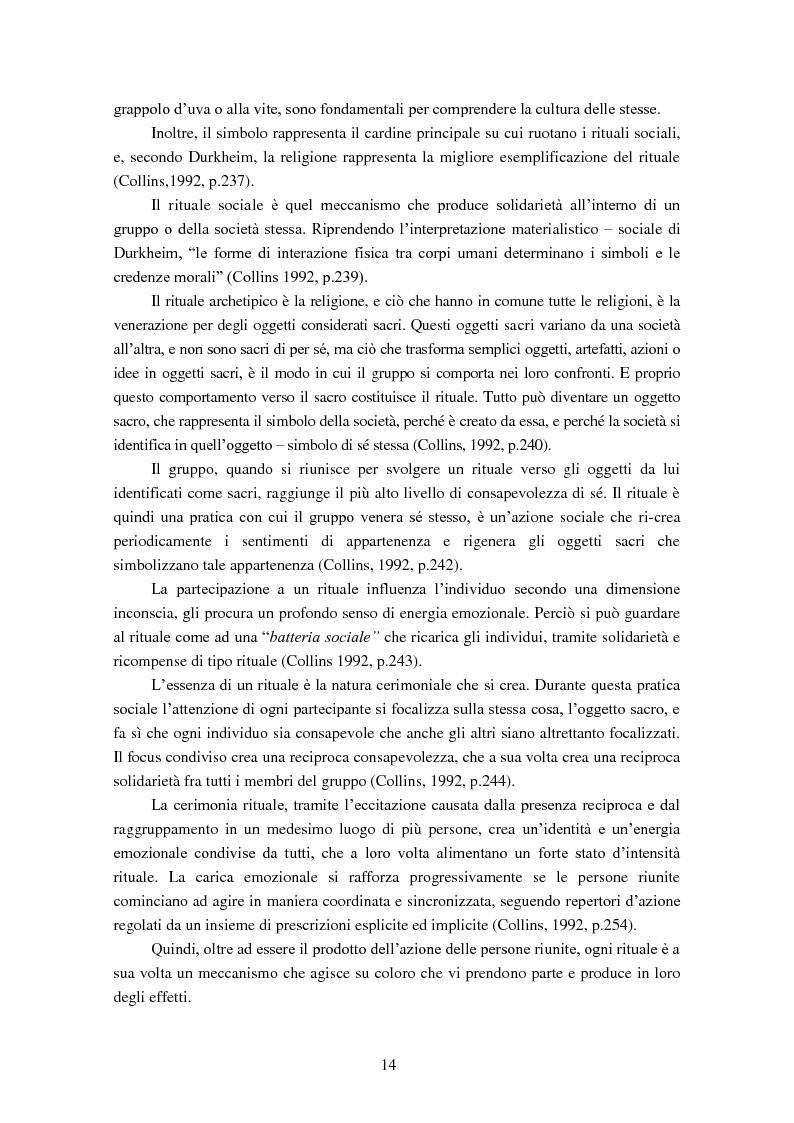 Anteprima della tesi: Giovani e alcol. Un approfondimento empirico nella realtà feltrina, Pagina 11