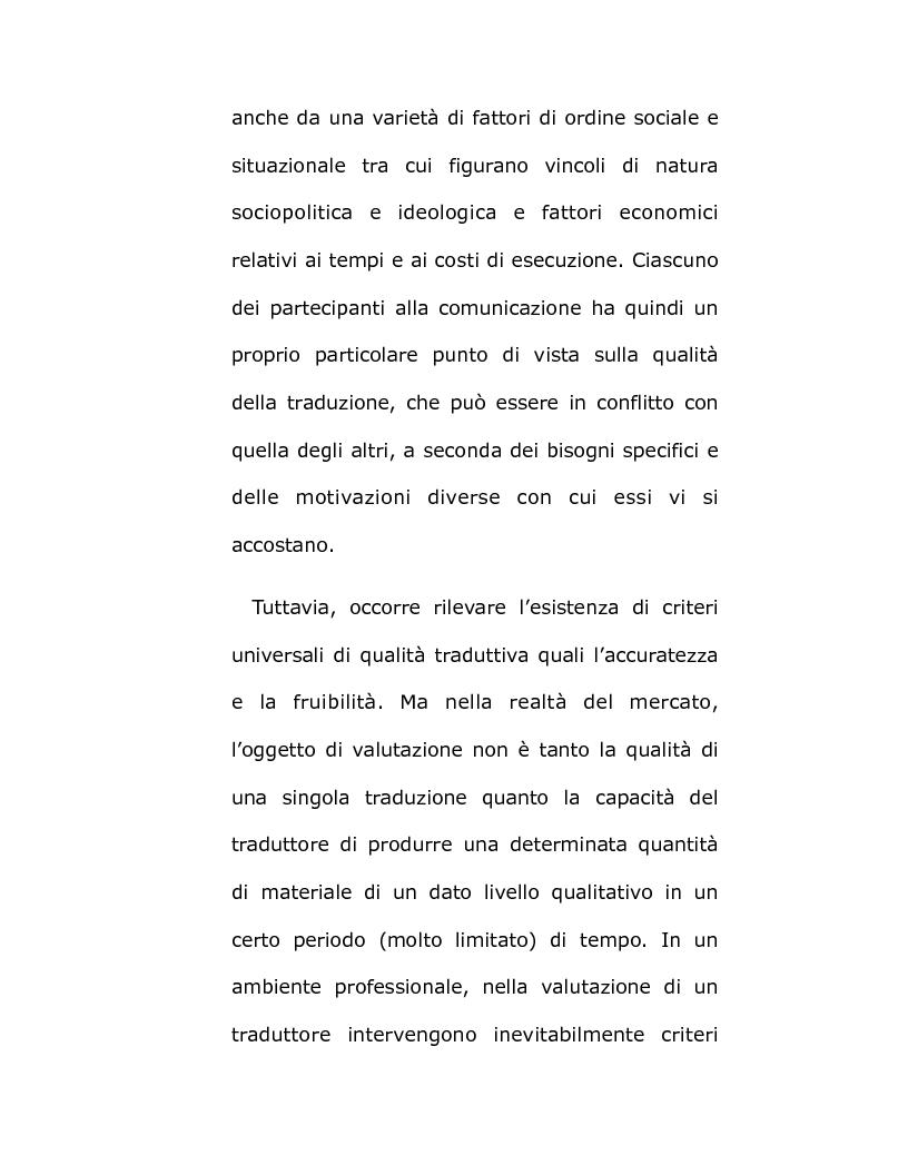 Anteprima della tesi: Il mondo da tradurre - Vita e professione di traduttori e interpreti, Pagina 10