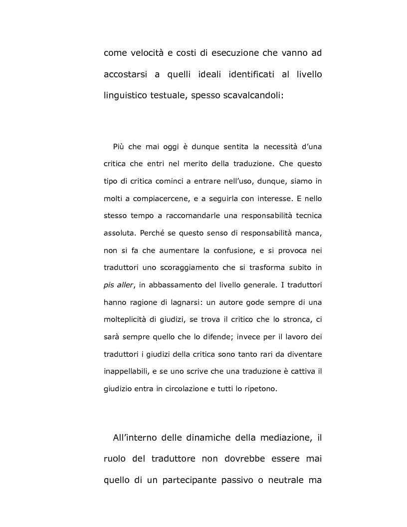 Anteprima della tesi: Il mondo da tradurre - Vita e professione di traduttori e interpreti, Pagina 11