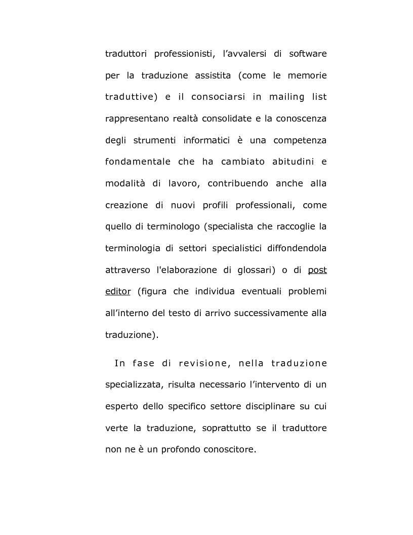 Anteprima della tesi: Il mondo da tradurre - Vita e professione di traduttori e interpreti, Pagina 14