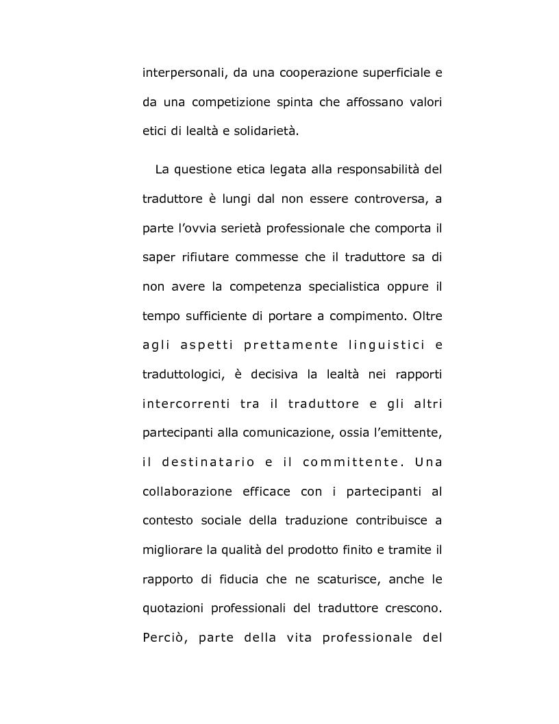 Anteprima della tesi: Il mondo da tradurre - Vita e professione di traduttori e interpreti, Pagina 8