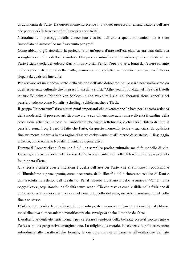 """Anteprima della tesi: La """"Spiritualità"""" tra cinema e arti elettroniche nel dibattito contemporaneo sull'arte, Pagina 5"""
