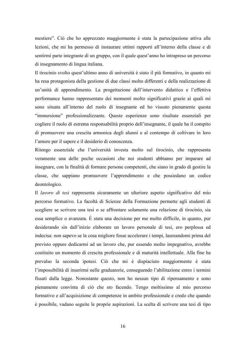 Anteprima della tesi: La lettura espressiva e la scrittura creativa del testo poetico nella scuola primaria, Pagina 11