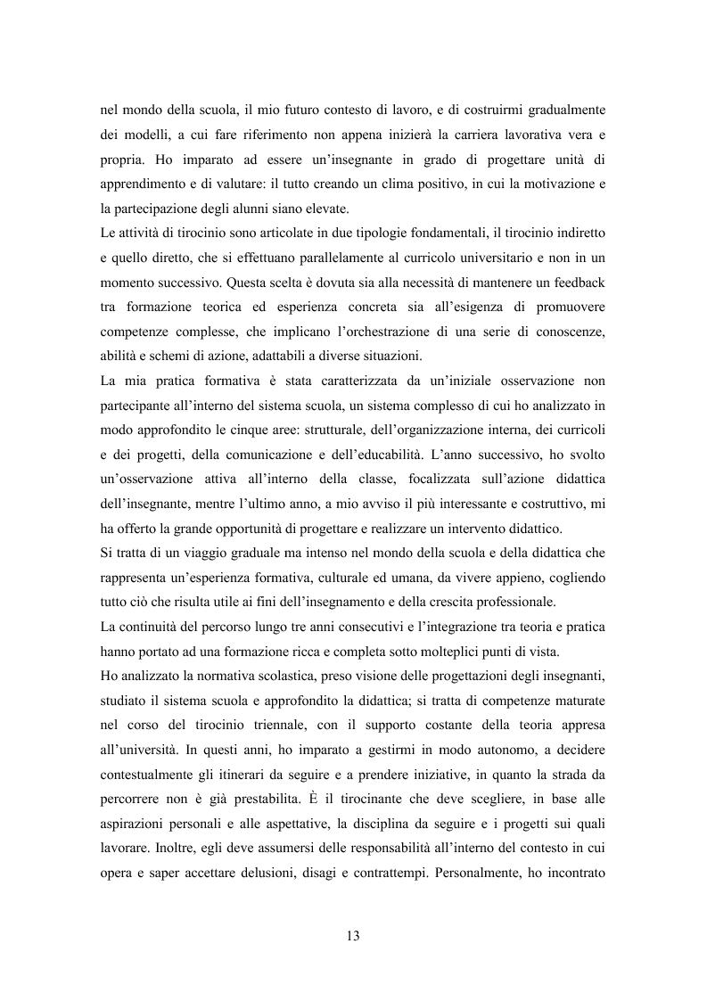 Anteprima della tesi: La lettura espressiva e la scrittura creativa del testo poetico nella scuola primaria, Pagina 8