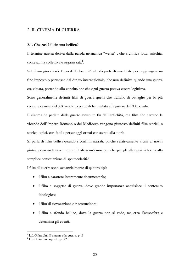 Anteprima della tesi: La battaglia di Montecassino nel cinema, Pagina 14
