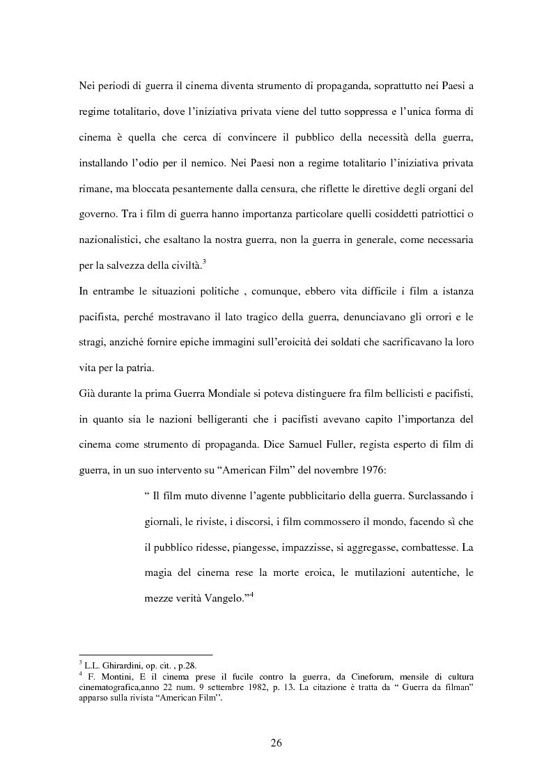 Anteprima della tesi: La battaglia di Montecassino nel cinema, Pagina 15