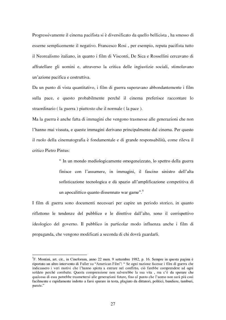 Anteprima della tesi: La battaglia di Montecassino nel cinema, Pagina 16