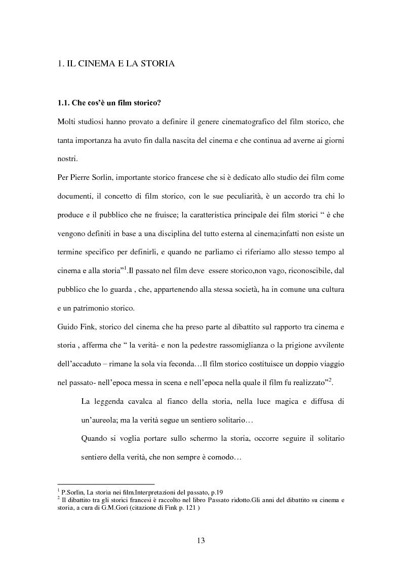 Anteprima della tesi: La battaglia di Montecassino nel cinema, Pagina 2