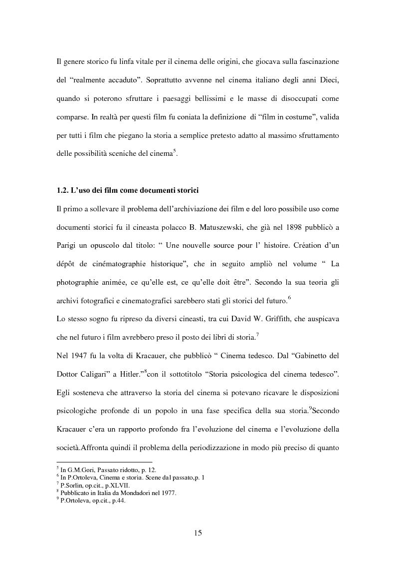 Anteprima della tesi: La battaglia di Montecassino nel cinema, Pagina 4