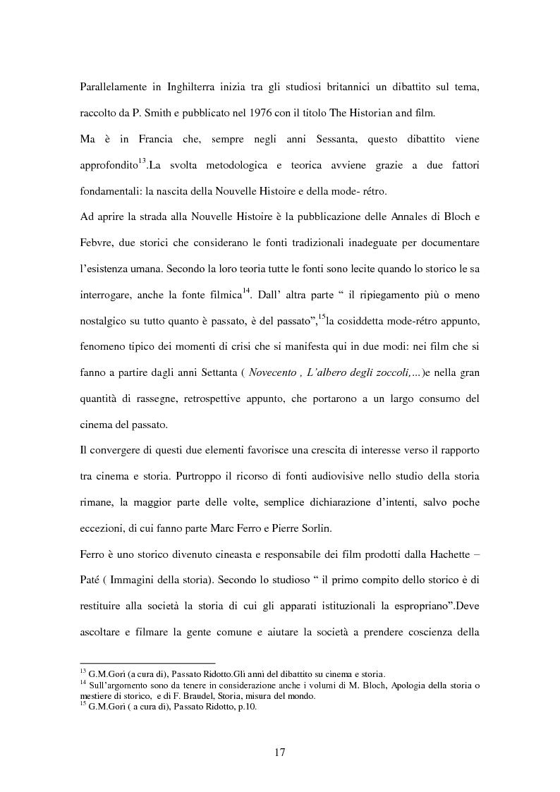 Anteprima della tesi: La battaglia di Montecassino nel cinema, Pagina 6