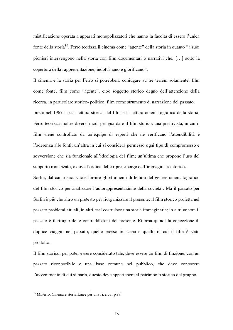 Anteprima della tesi: La battaglia di Montecassino nel cinema, Pagina 7