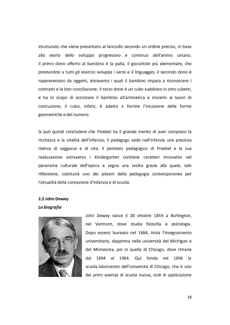 Anteprima della tesi: Il gioco come forma di socialità e interazione. Progetto Educational Ravensburger., Pagina 15