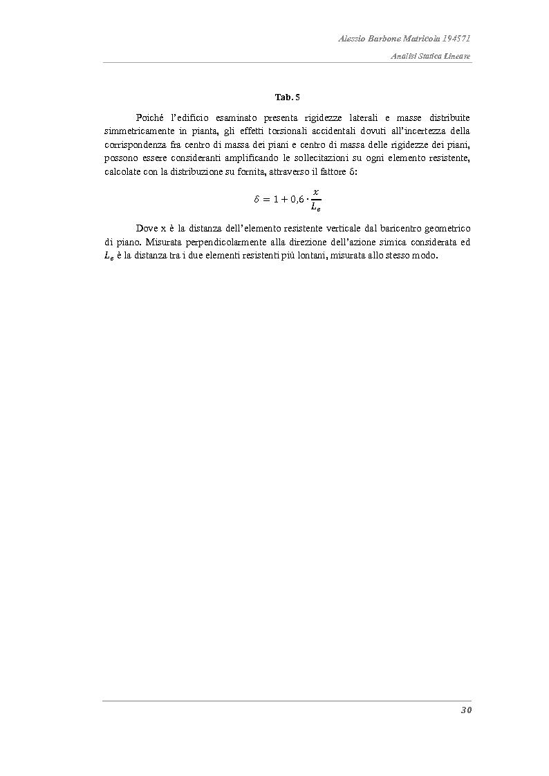 Anteprima della tesi: Analisi strutturali a confronto nella valutazione della vulnerabilità sismica di un edificio in acciaio e proposta di adeguamento sismico., Pagina 6