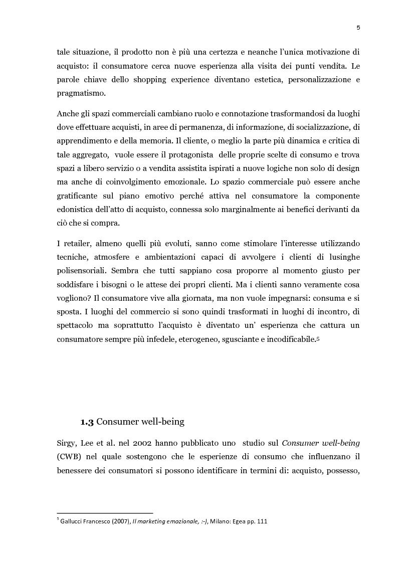 Anteprima della tesi: Il processo di acquisto del consumatore: la self-satisfaction, Pagina 5