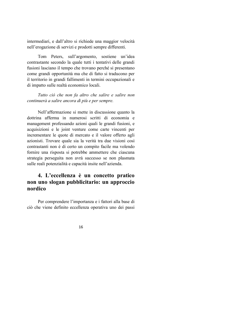 Anteprima della tesi: Il controllo dei processi aziendali: l'eccellenza operativa, Pagina 14