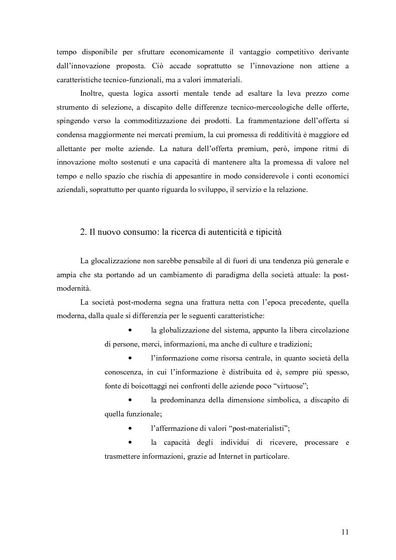 """Anteprima della tesi: Alle radici del brand """"fine"""": il caso liquirizia Amarelli, Pagina 10"""