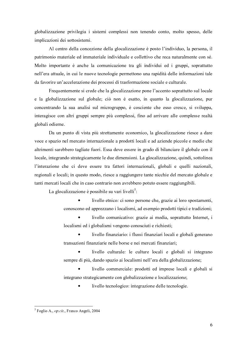 """Anteprima della tesi: Alle radici del brand """"fine"""": il caso liquirizia Amarelli, Pagina 5"""