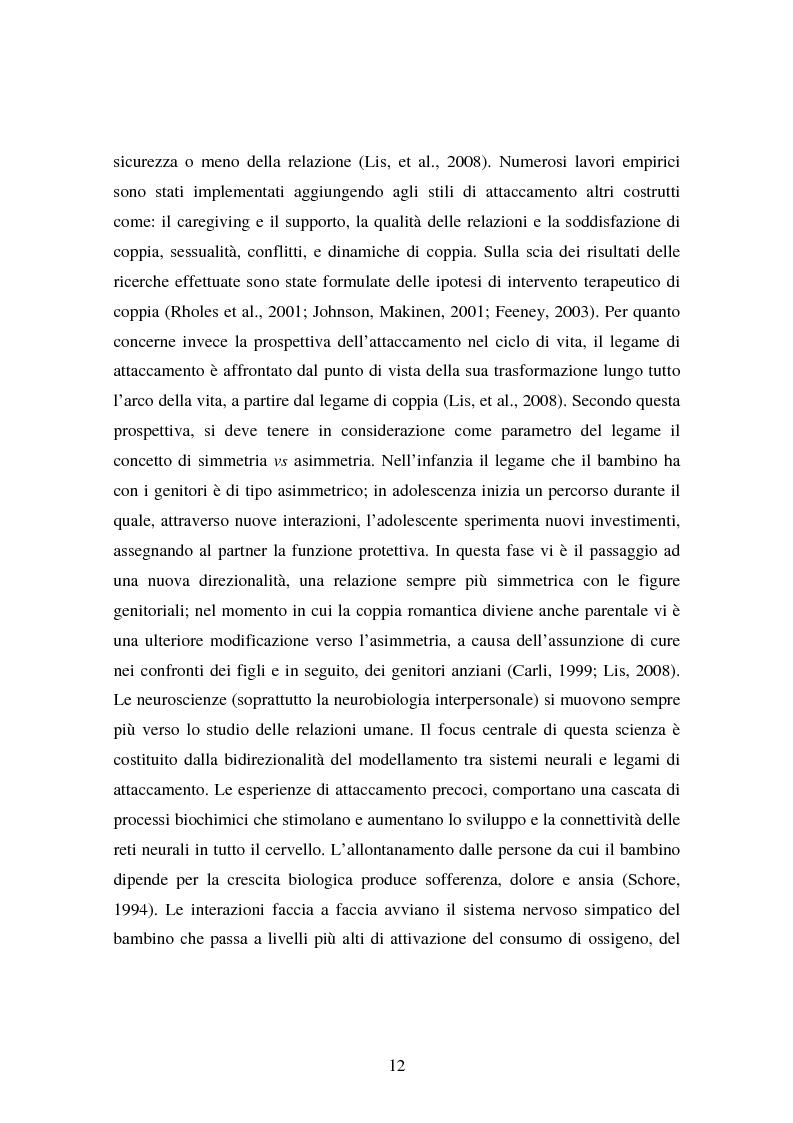 Anteprima della tesi: La genitorialità in situazioni a rischio: tossicodipendenza materna e comunità madre-bambino, Pagina 5