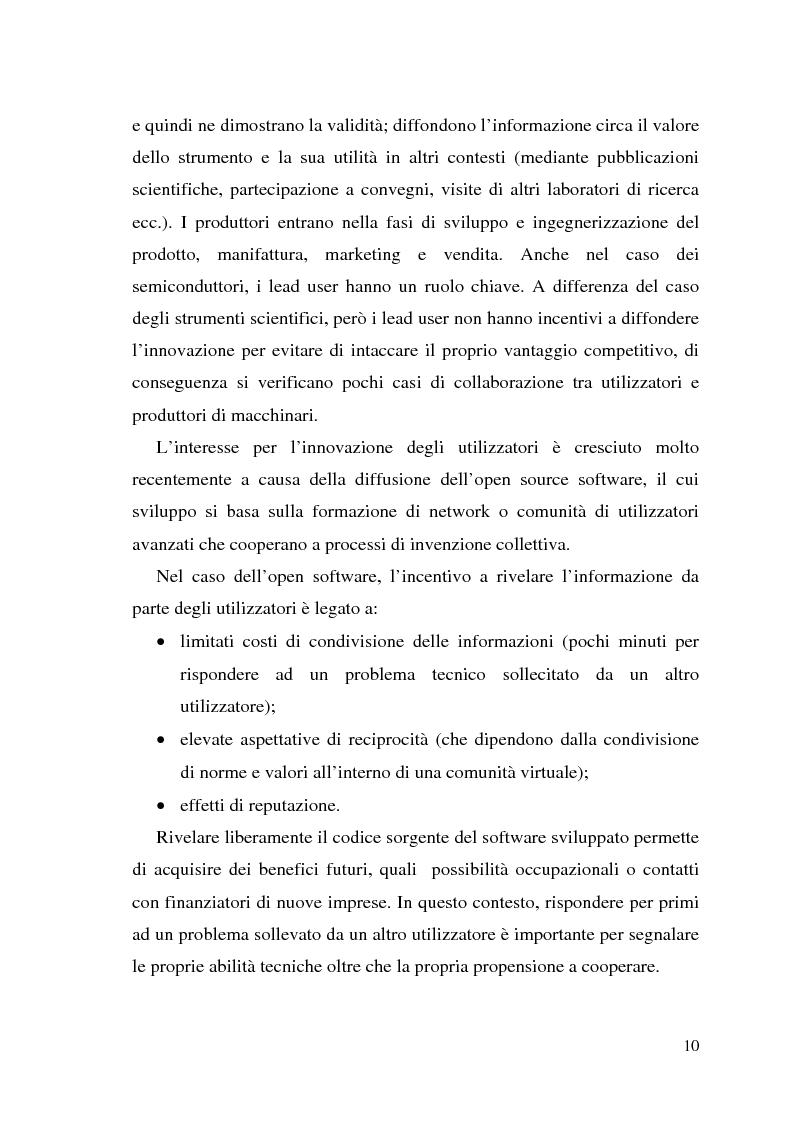 Anteprima della tesi: Innovazione come fonte di vantaggio competitivo e creazione di valore: il caso aziendale Fastweb, Pagina 8