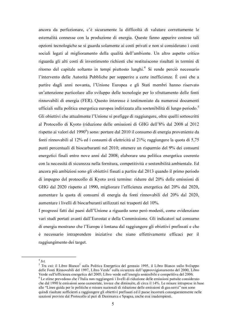Anteprima della tesi: La riqualificazione energetica degli edifici: un'analisi costi benefici, Pagina 3