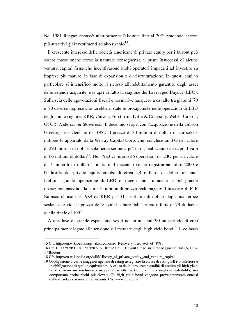 Anteprima della tesi: La ricerca del rendimento: l'impatto della crisi sul private equity, Pagina 11