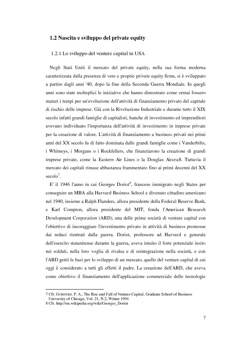 Anteprima della tesi: La ricerca del rendimento: l'impatto della crisi sul private equity, Pagina 8