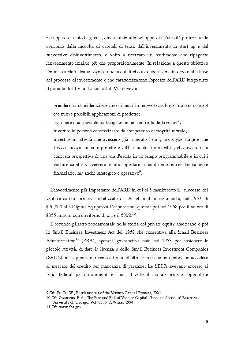 Anteprima della tesi: La ricerca del rendimento: l'impatto della crisi sul private equity, Pagina 9