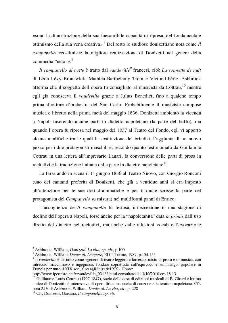 Anteprima della tesi: La messa in scena de ''Il campanello'' di Donizetti al ''Reate Festival'' di Rieti tra tradizione e tecnologie: olografia e scenografia, Pagina 7