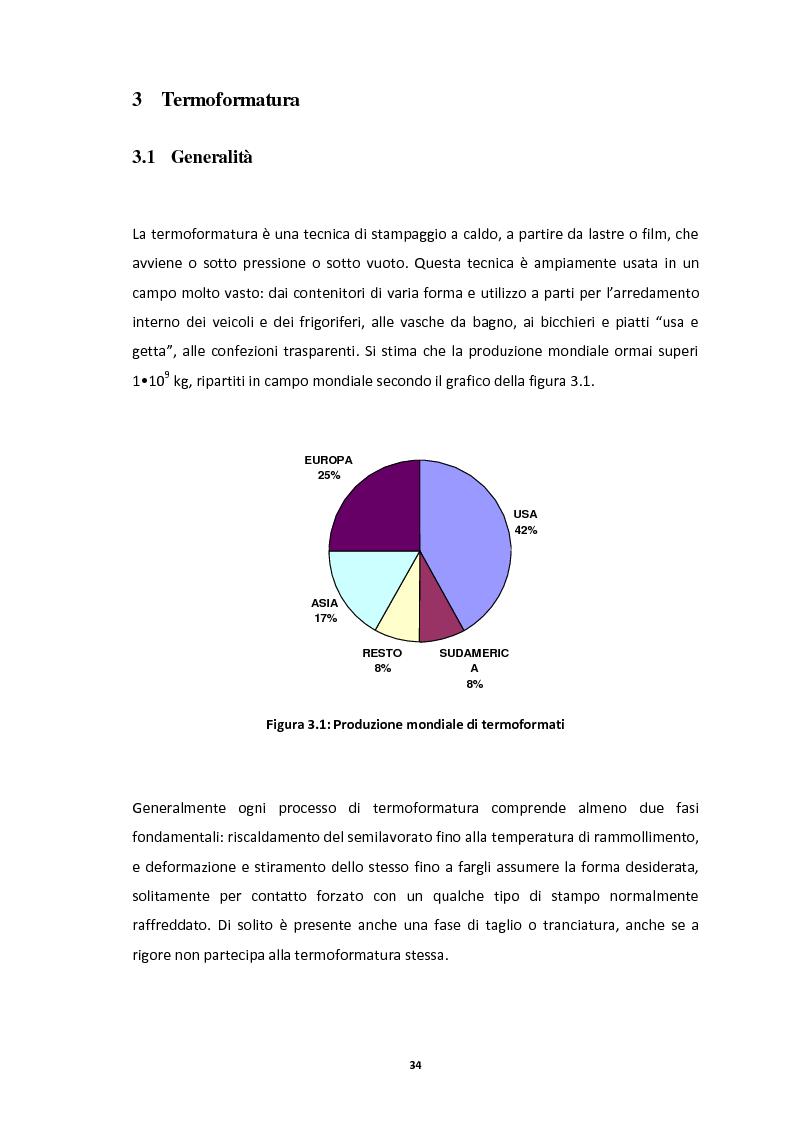 Anteprima della tesi: La simulazione del processo di termoformatura per materiali compositi fibrorinforzati a matrice termoplastica, Pagina 2