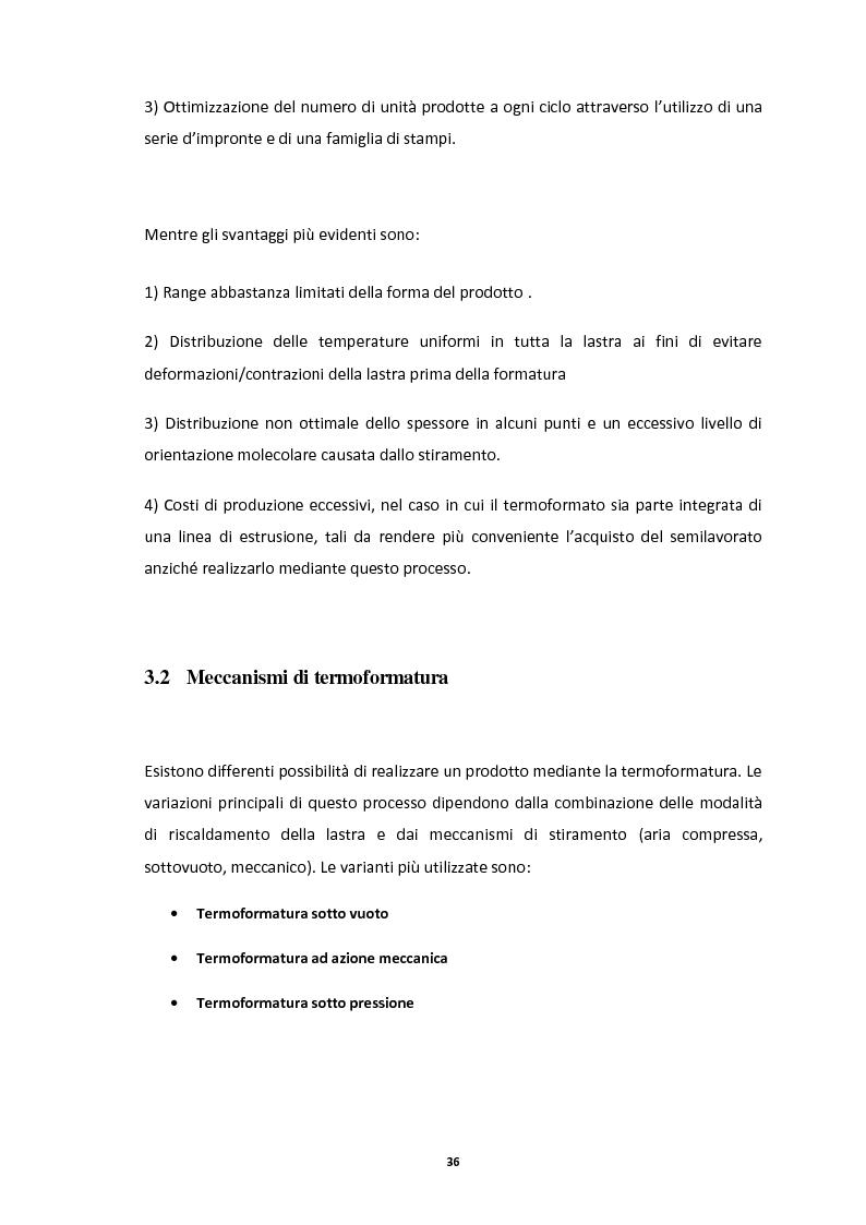 Anteprima della tesi: La simulazione del processo di termoformatura per materiali compositi fibrorinforzati a matrice termoplastica, Pagina 4