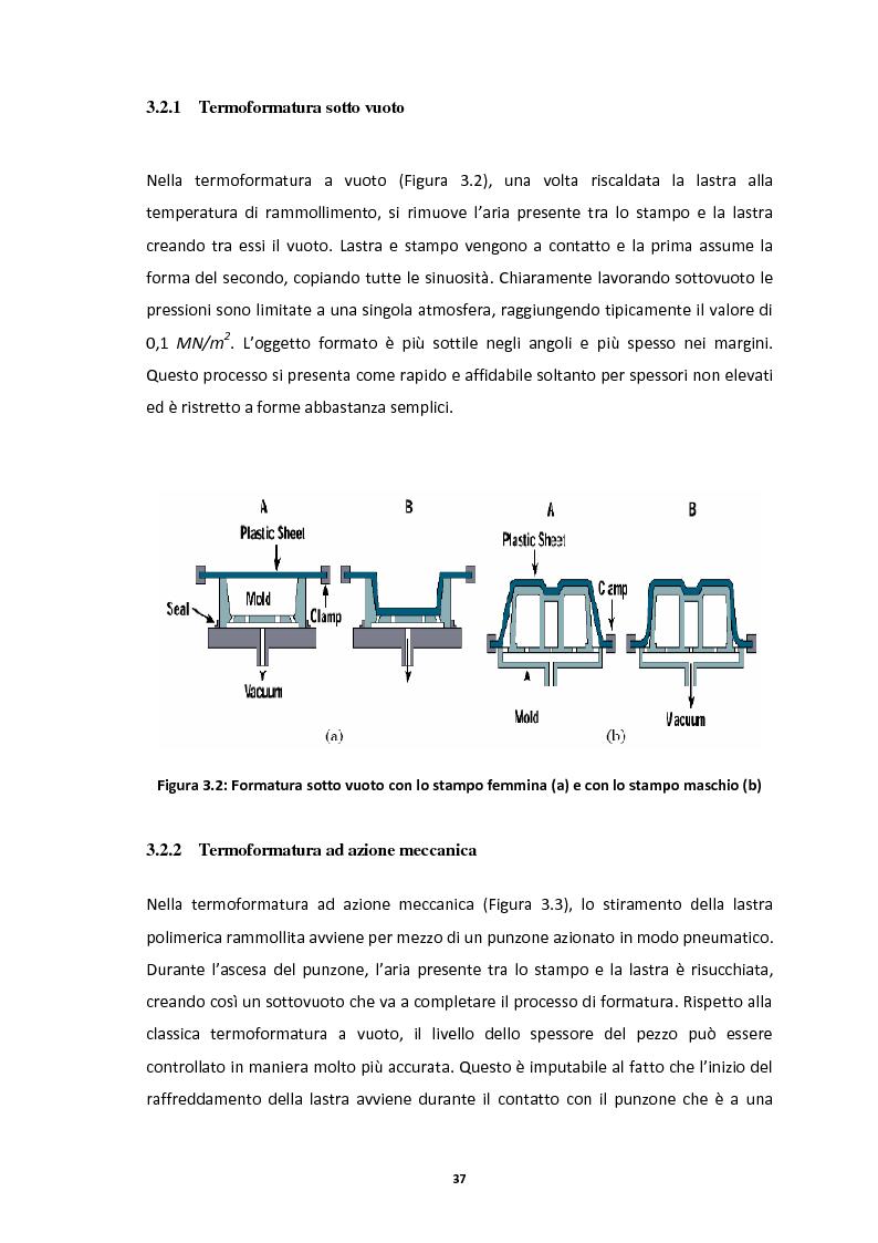 Anteprima della tesi: La simulazione del processo di termoformatura per materiali compositi fibrorinforzati a matrice termoplastica, Pagina 5
