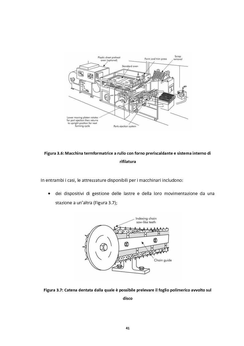 Anteprima della tesi: La simulazione del processo di termoformatura per materiali compositi fibrorinforzati a matrice termoplastica, Pagina 9