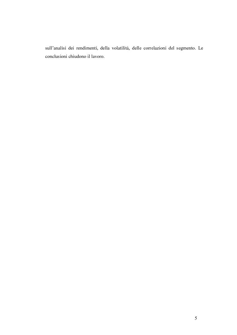 Anteprima della tesi: Il legame tra commodity e equity nei periodi di stress: un'analisi su rendimenti e volatilità, Pagina 4
