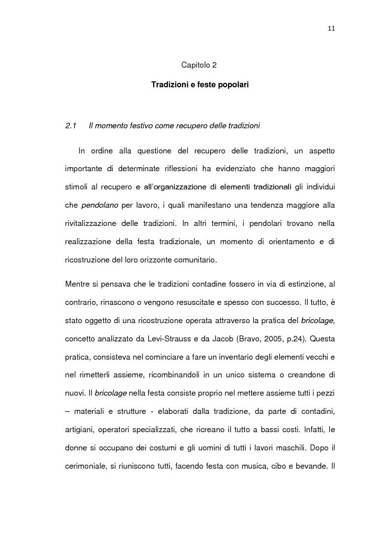 Anteprima della tesi: Ciclo festivo e Comunità Ebraiche, Pagina 7
