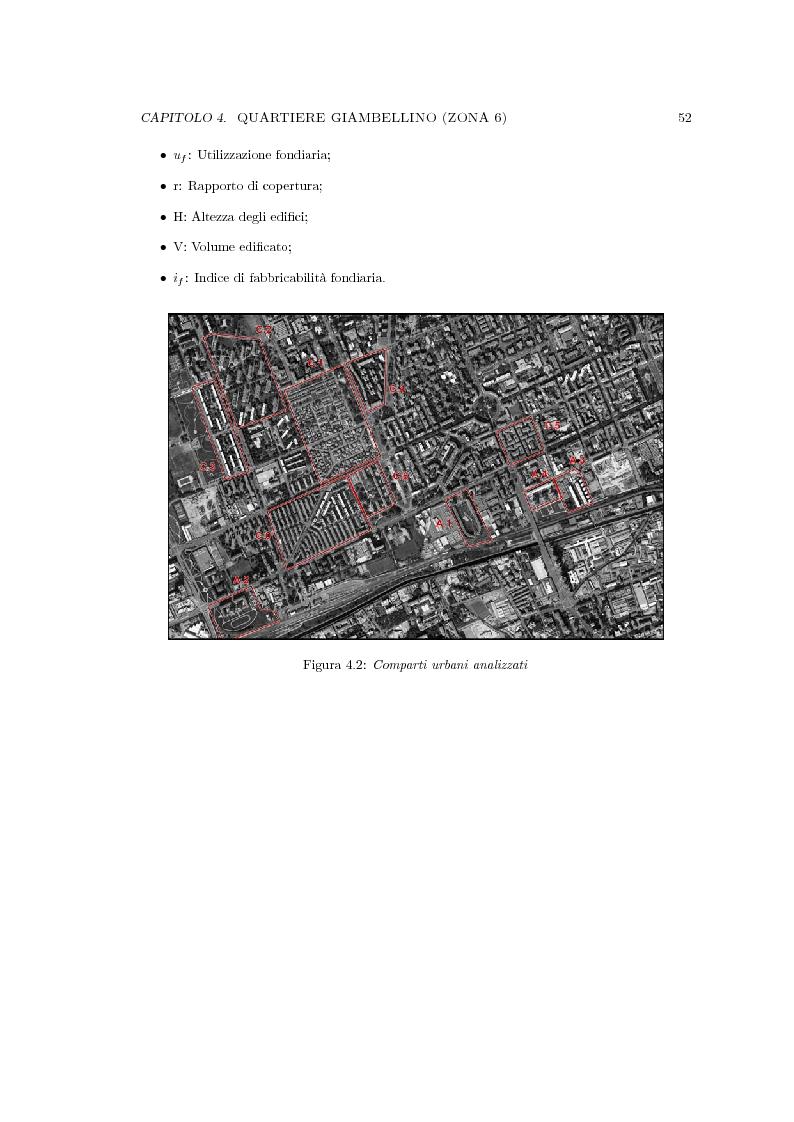Anteprima della tesi: Riqualificazione urbana area ALER, Quartiere Giambellino, Milano, Pagina 8