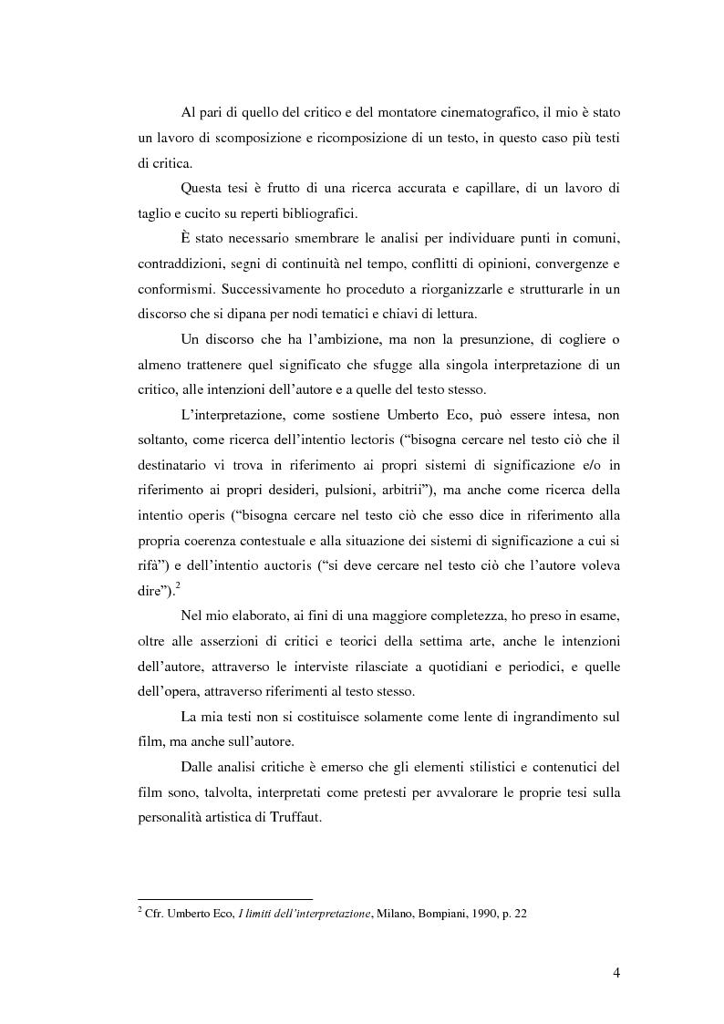 Anteprima della tesi: Jules et Jim attraverso gli occhi della critica, Pagina 3