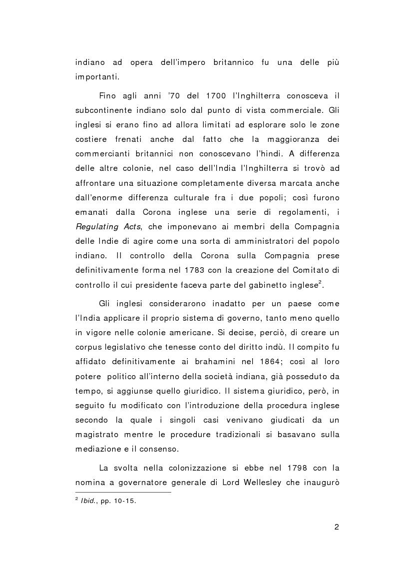 Anteprima della tesi: Il cammino della non violenza: Martin Luther King e Gandhi, Pagina 3