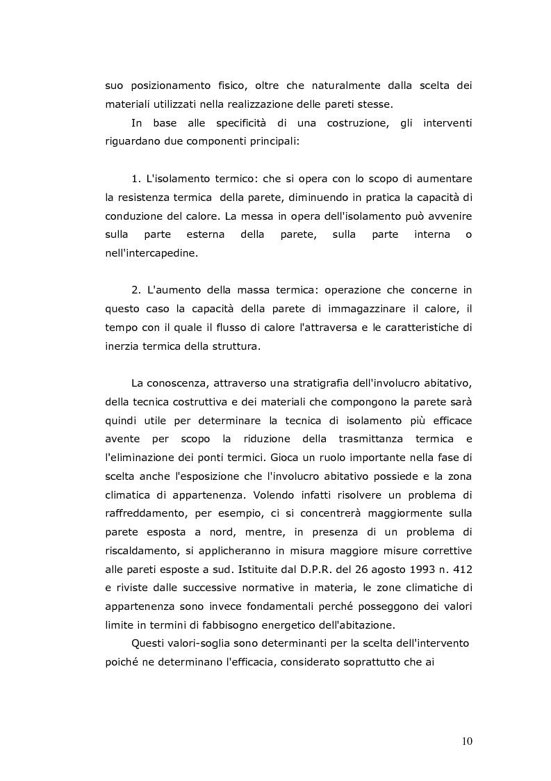 Anteprima della tesi: L'efficienza energetica degli edifici residenziali, Pagina 11