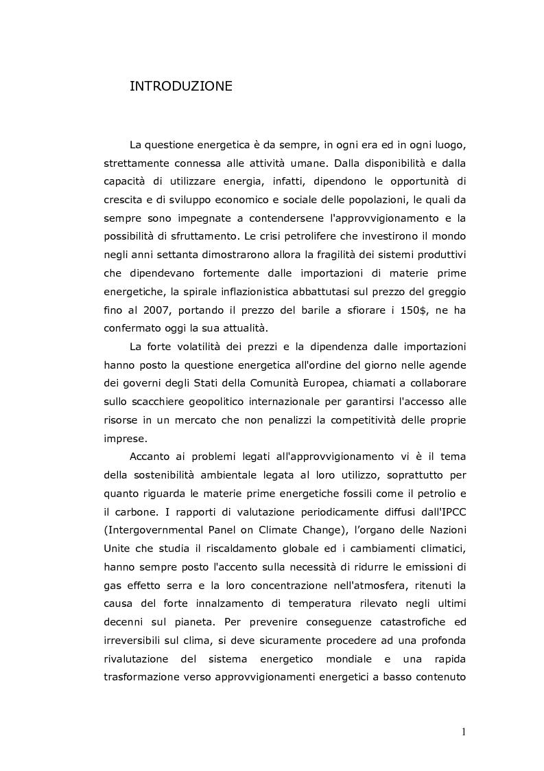 Anteprima della tesi: L'efficienza energetica degli edifici residenziali, Pagina 2