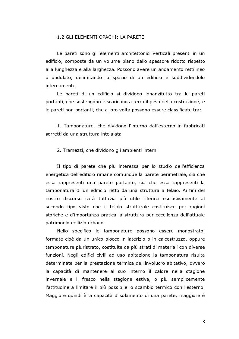 Anteprima della tesi: L'efficienza energetica degli edifici residenziali, Pagina 9