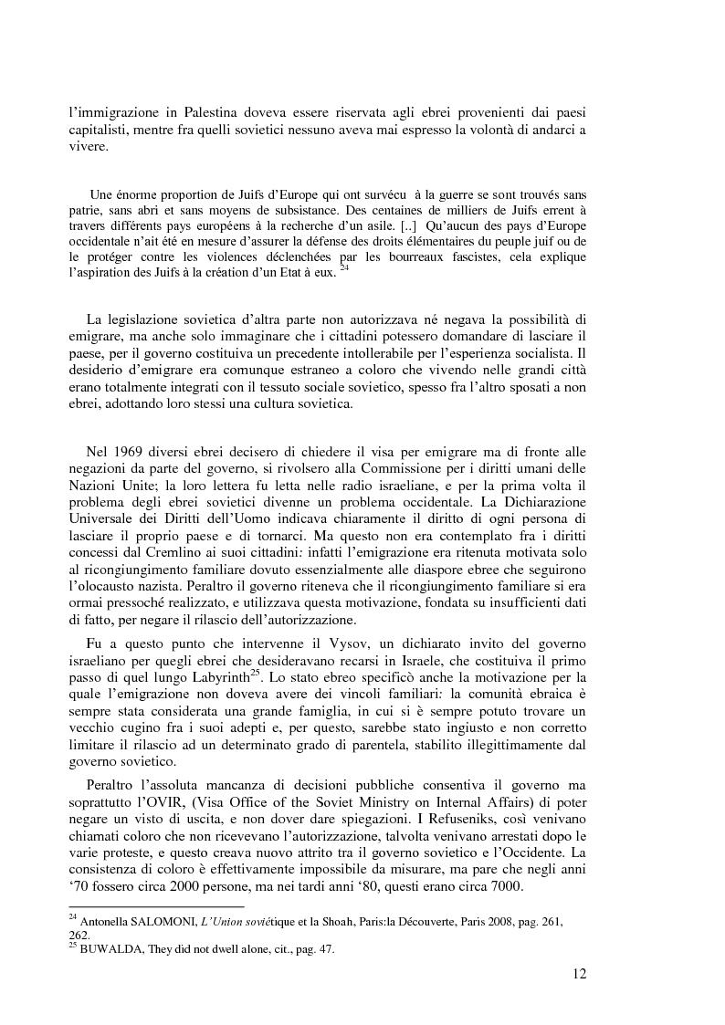 Anteprima della tesi: Politica estera degli Stati Uniti in tema di diritti umani da Nixon a Carter, Pagina 10