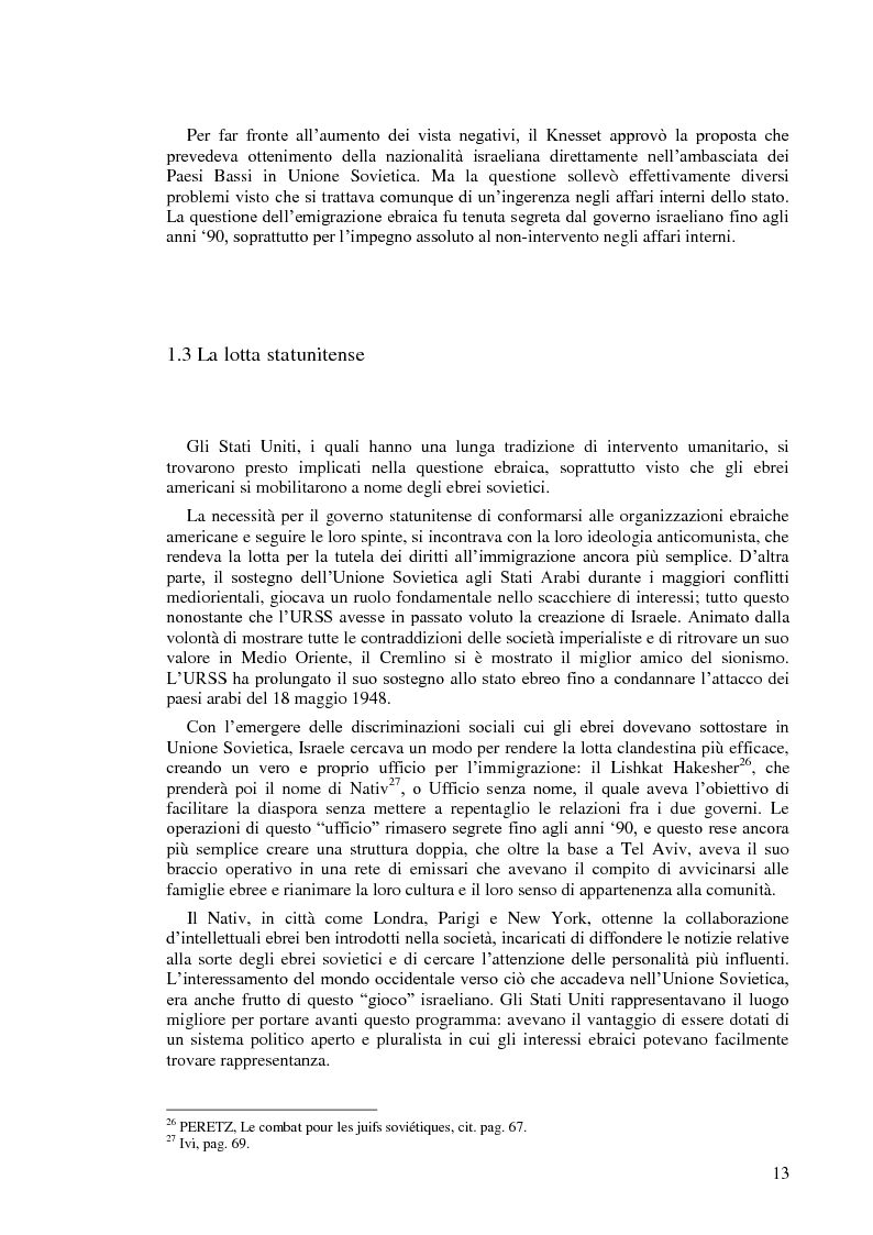 Anteprima della tesi: Politica estera degli Stati Uniti in tema di diritti umani da Nixon a Carter, Pagina 11