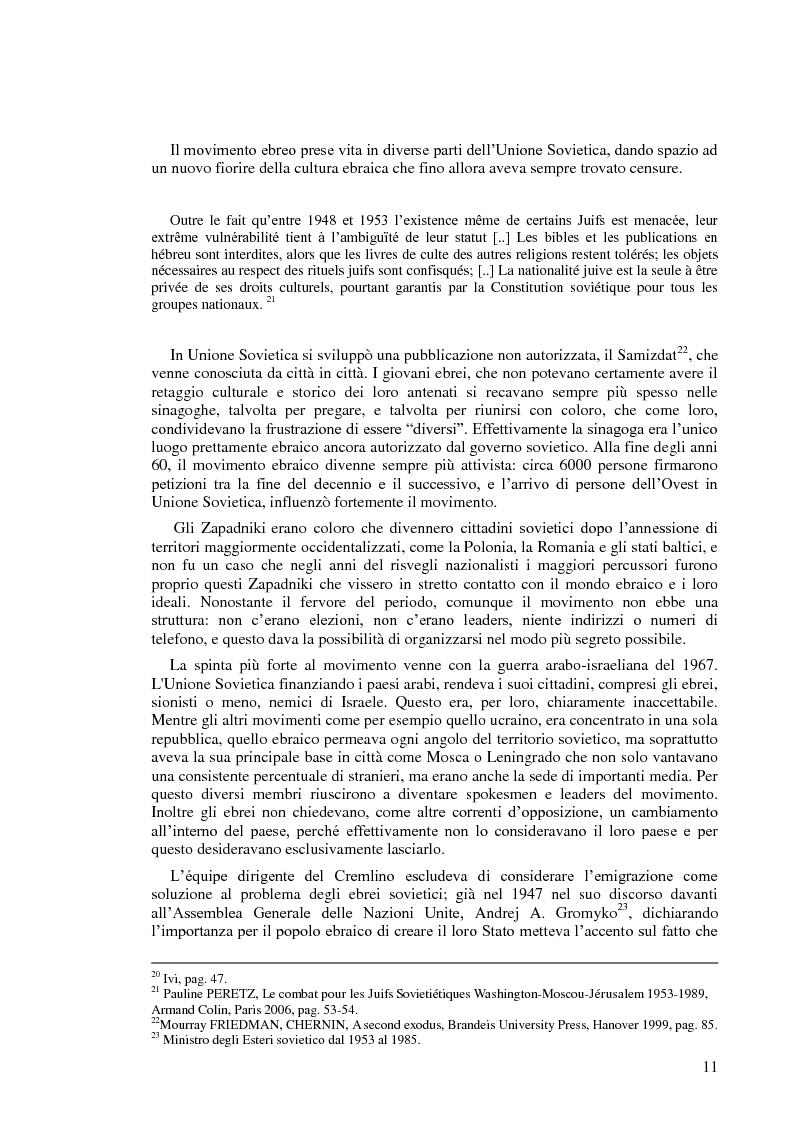 Anteprima della tesi: Politica estera degli Stati Uniti in tema di diritti umani da Nixon a Carter, Pagina 9