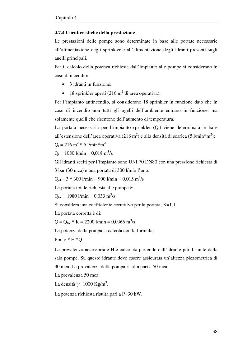 Anteprima della tesi: Impianto antincendio a servizio di un'industria elettronica, Pagina 9