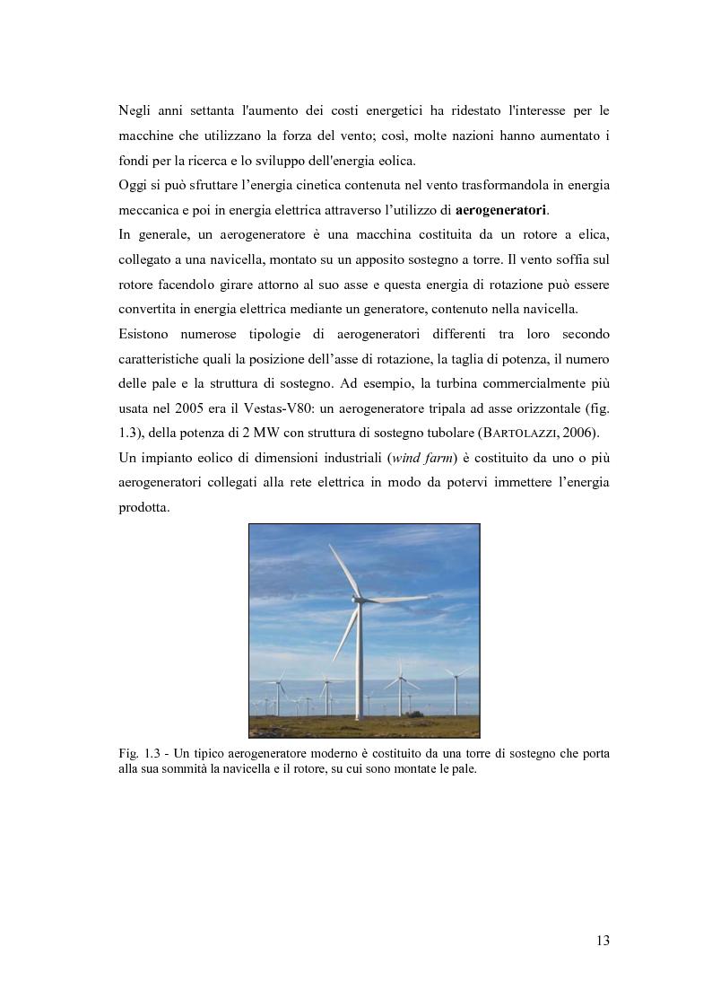 Anteprima della tesi: Analisi ambientale per la realizzazione di un campo eolico offshore nel Golfo di Manfredonia (FG), Pagina 10