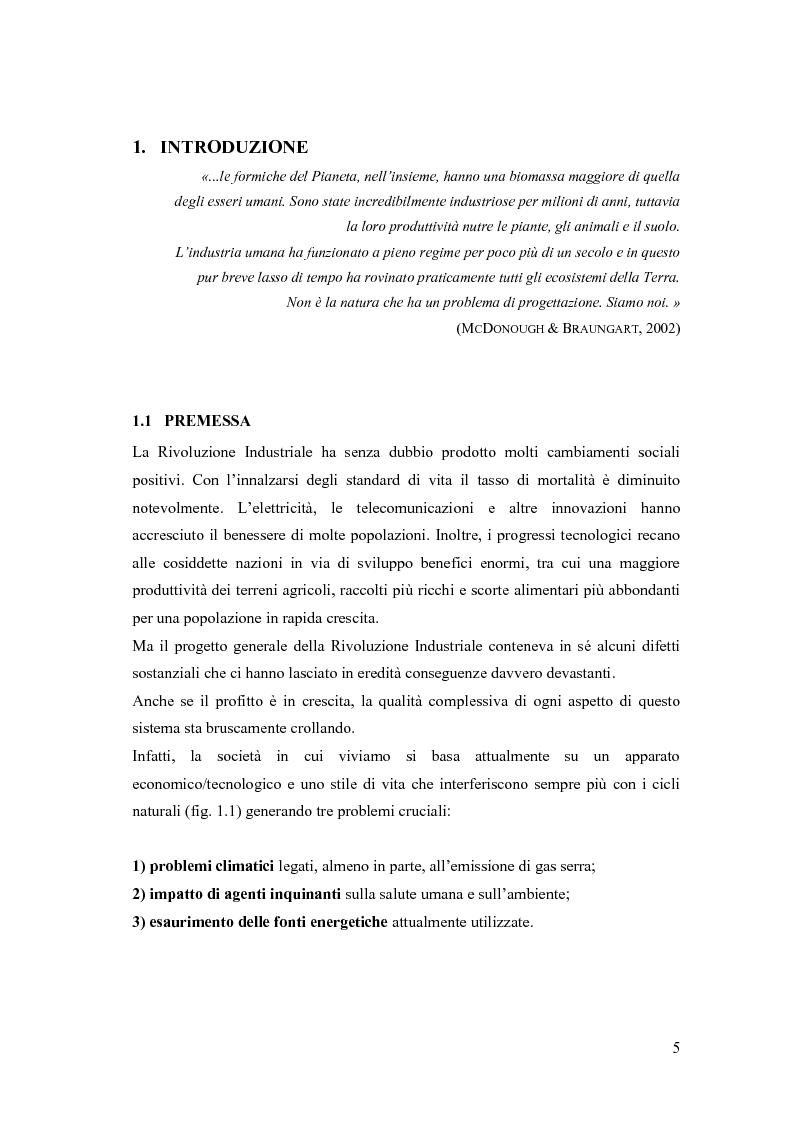 Anteprima della tesi: Analisi ambientale per la realizzazione di un campo eolico offshore nel Golfo di Manfredonia (FG), Pagina 2