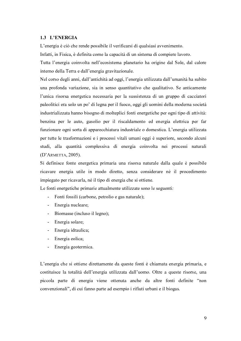 Anteprima della tesi: Analisi ambientale per la realizzazione di un campo eolico offshore nel Golfo di Manfredonia (FG), Pagina 6