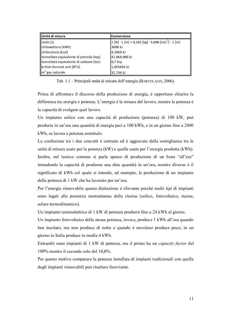 Anteprima della tesi: Analisi ambientale per la realizzazione di un campo eolico offshore nel Golfo di Manfredonia (FG), Pagina 8