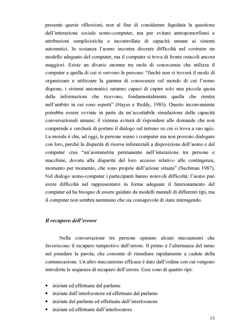 Anteprima della tesi: Aspetti cognitivi e culturali dell'interazione uomo-Internet, Pagina 10